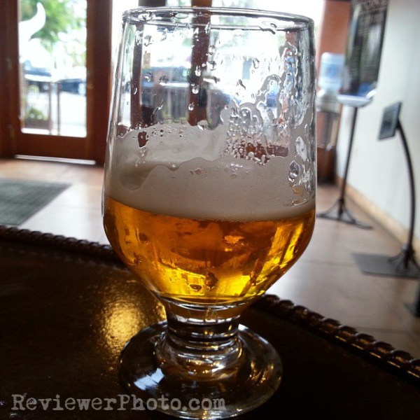 Stone Ruination Double IPA 2.0, 8.5%, 4 oz. taster, $2 at Stone South Park...