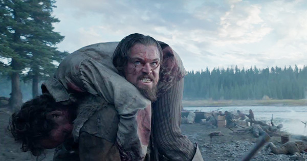 The Revenant, movie review by Reviewer Rob.