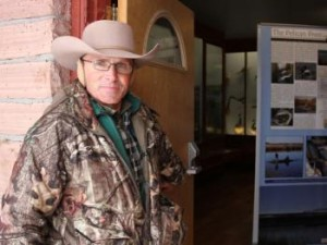 LaVoy Finicum, an occupant at Malheur National Wildlife Refuge. Picture from:www.ooyuz.com/geturl?aid=9973294