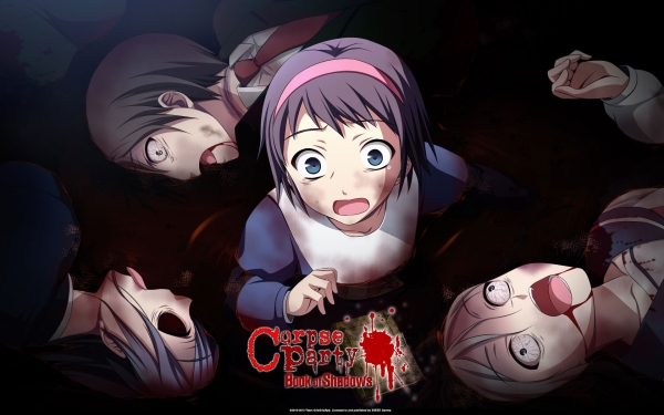 Corpse Party Book Of Shadows Ost