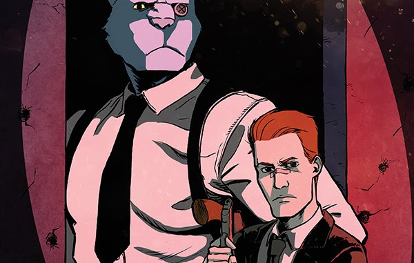 Action Lab\'s SPENCER & LOCKE Twists Classic Comic Strip Into Hard ...