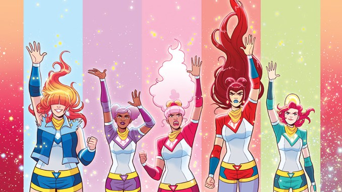 THE ZODIAC STARFORCE GIRLS ARE BACK - Review Fix