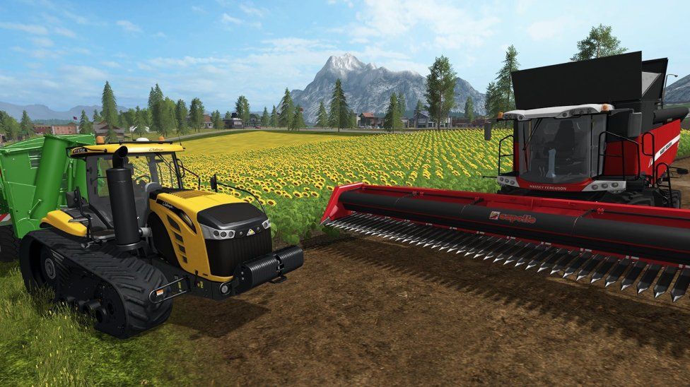 Review Fix Exclusive: Inside Farming Simulator on the