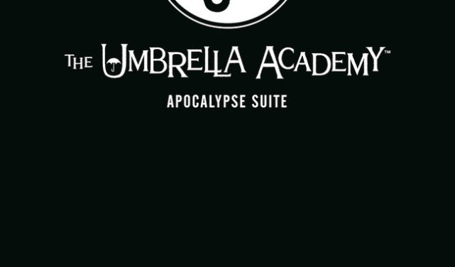 Never-Before-Seen Art and Materials in New The Umbrella