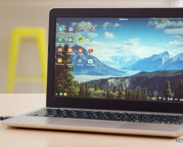 A Superbook turns your Android smartphone into a laptop