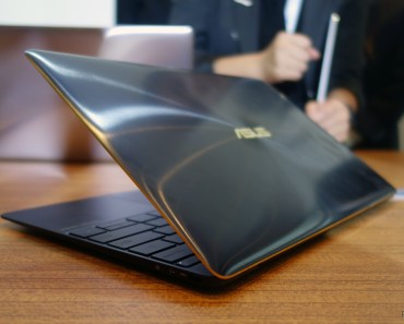 ASUS ZenBook 3 laptop: First Impression