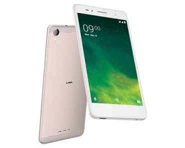 Insight View of Lava Z10