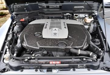 DSC_0951 - 2 - AMG G65 engine