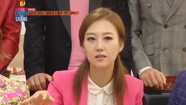 장윤정 엄마 육흥복, 도경완 아나운서에게 캐서방 무슨 말?