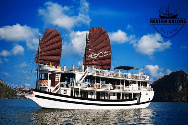 Hướng dẫn chi tiết thuê tàu tham quan vịnh Hạ long