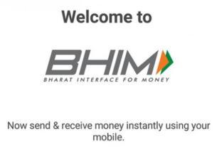 BHIM for UPI