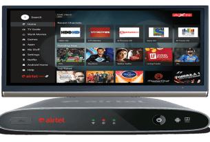 Airtel Internet TV | ReviewHub