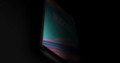OnePlus 5T Leaked Teaser Image