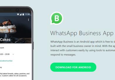 WhatsApp Business App