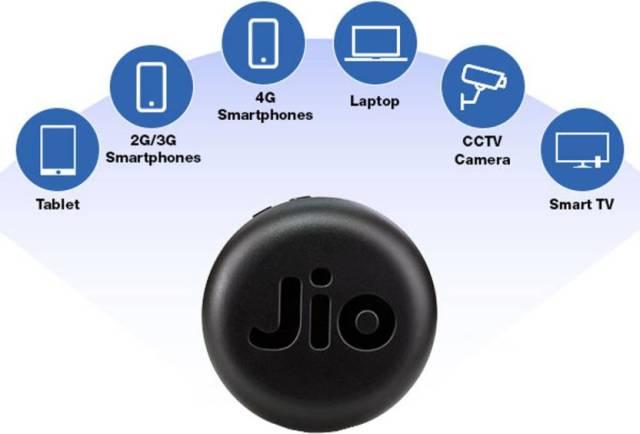 Reliance JioFi JMR815