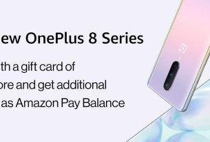OnePlus 8 Pre-book