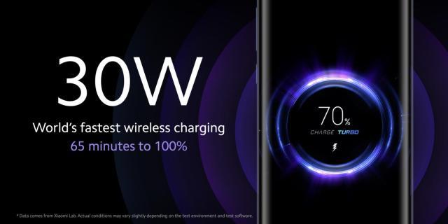Xiaomi Mi 10 - Fast Charging