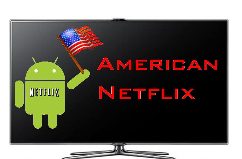 How to watch American Netflix in UK