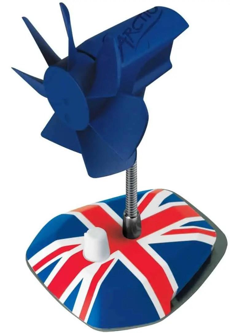 ARCTIC Breeze UK USB Fan Review