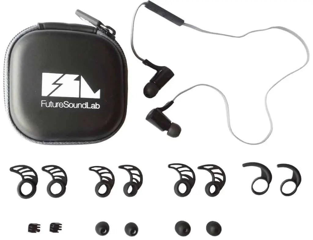 FSL Inertia Headphones