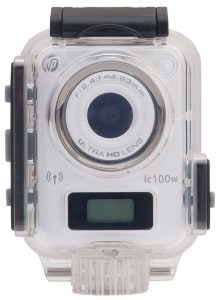 HP LC100W Action Camera