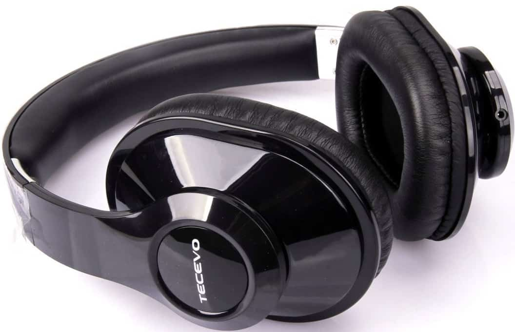 TECEVO F10 XL Over-Ear Headphones Review