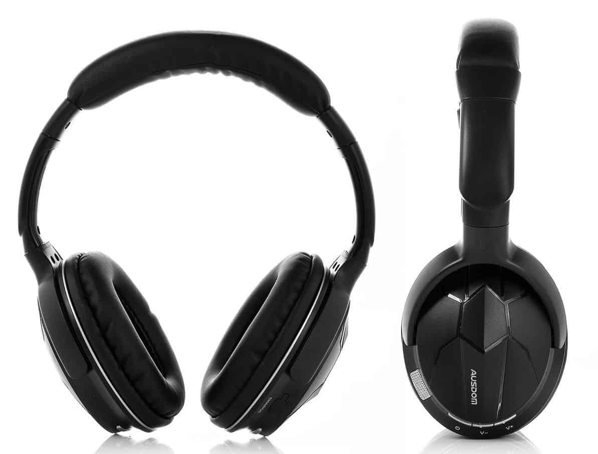 Ausdom M04 Bluetooth Headphone Review