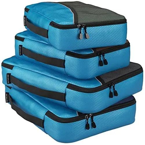 Bago Travel Packing Cubes