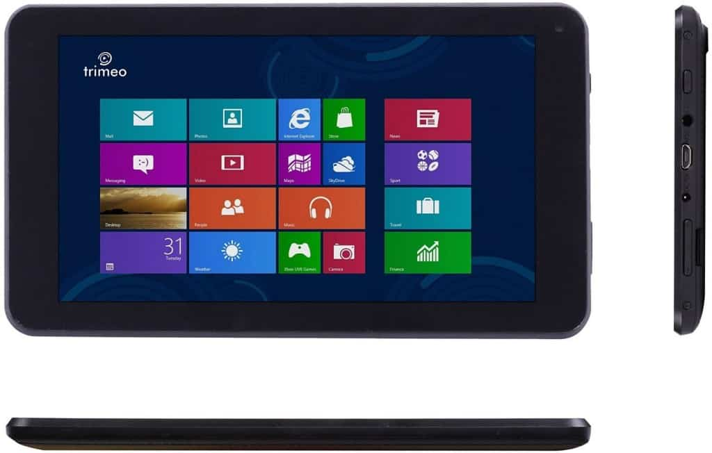 Trimeo Windows Tablet Profile