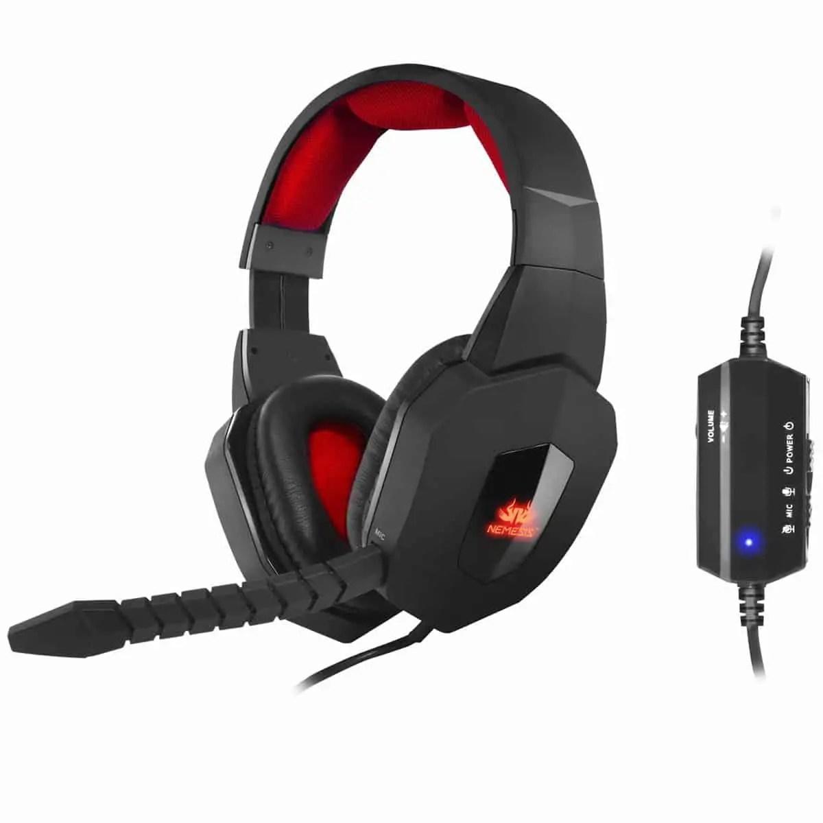 Sumvision Nemesis Akuma 7.1 Surround Sound Headphones Review