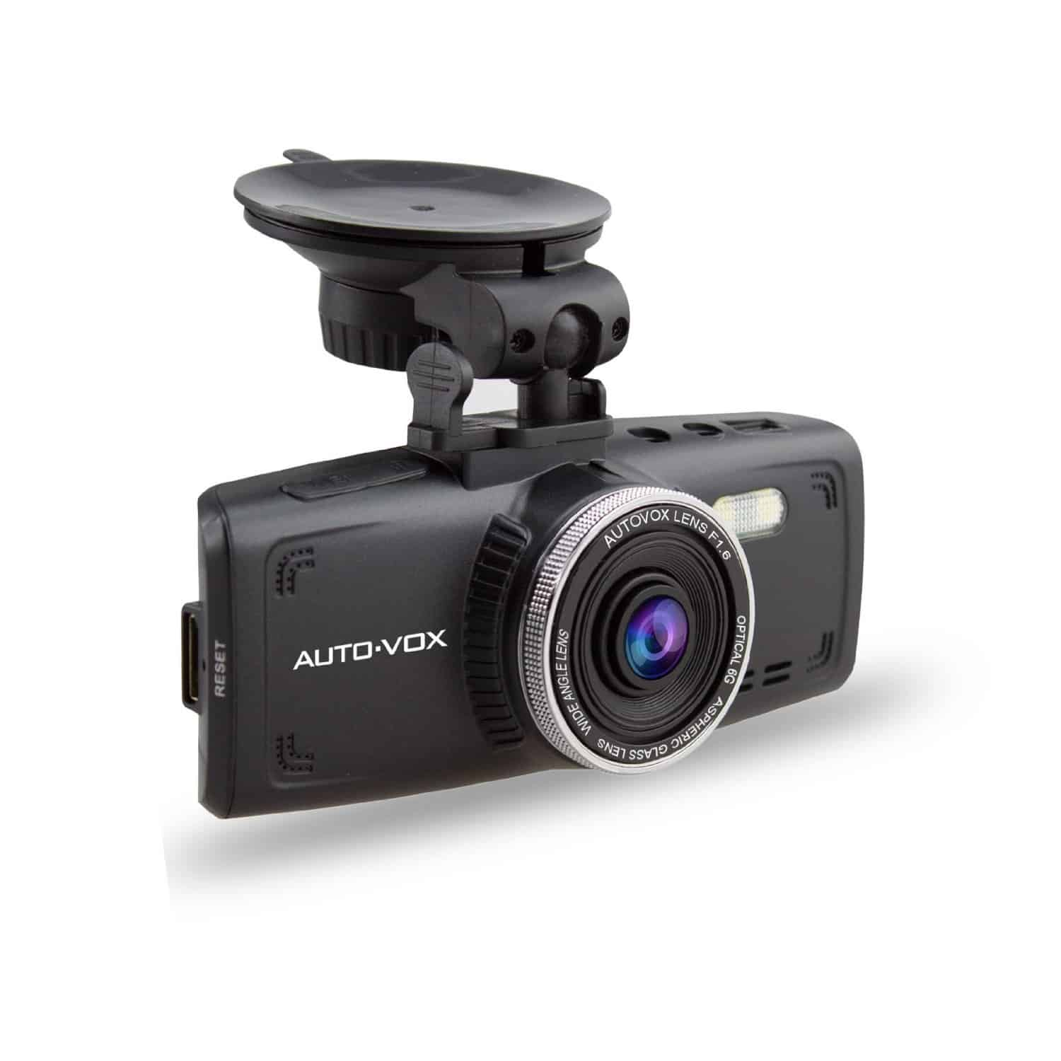 "AUTO-VOX D1 Full-HD 1080P 2.7"" Dash Cam Review"
