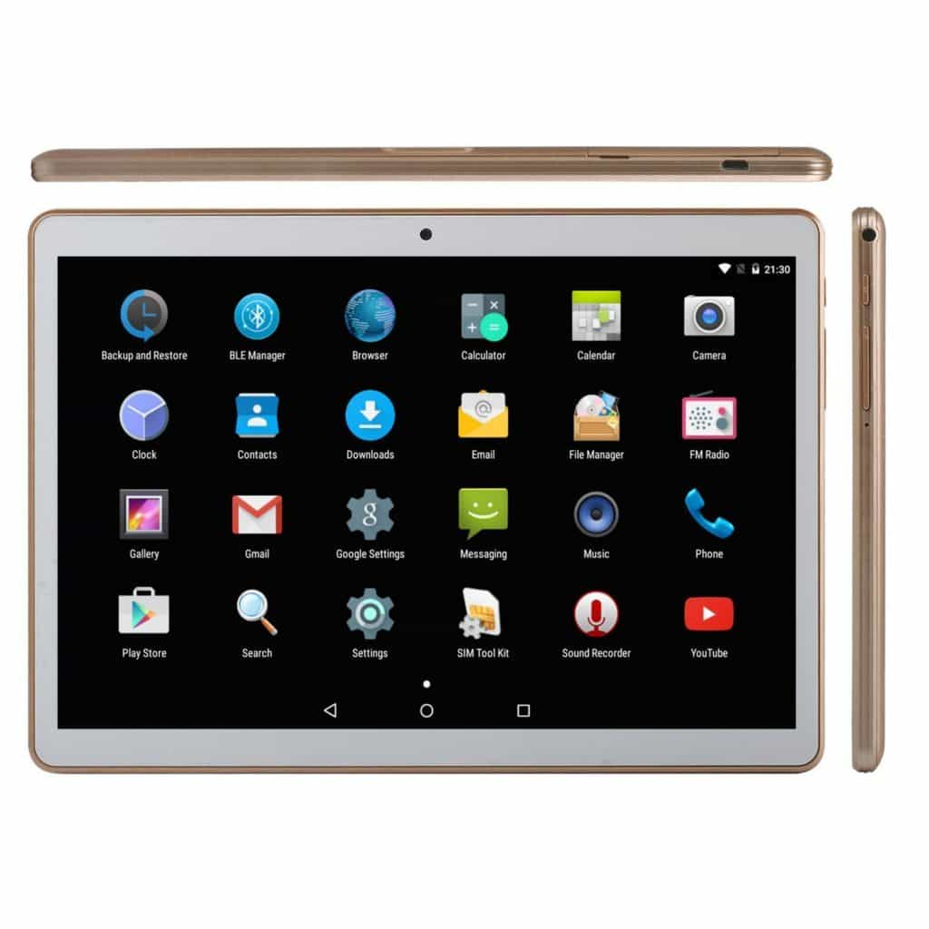 Pacific TECH Tablet