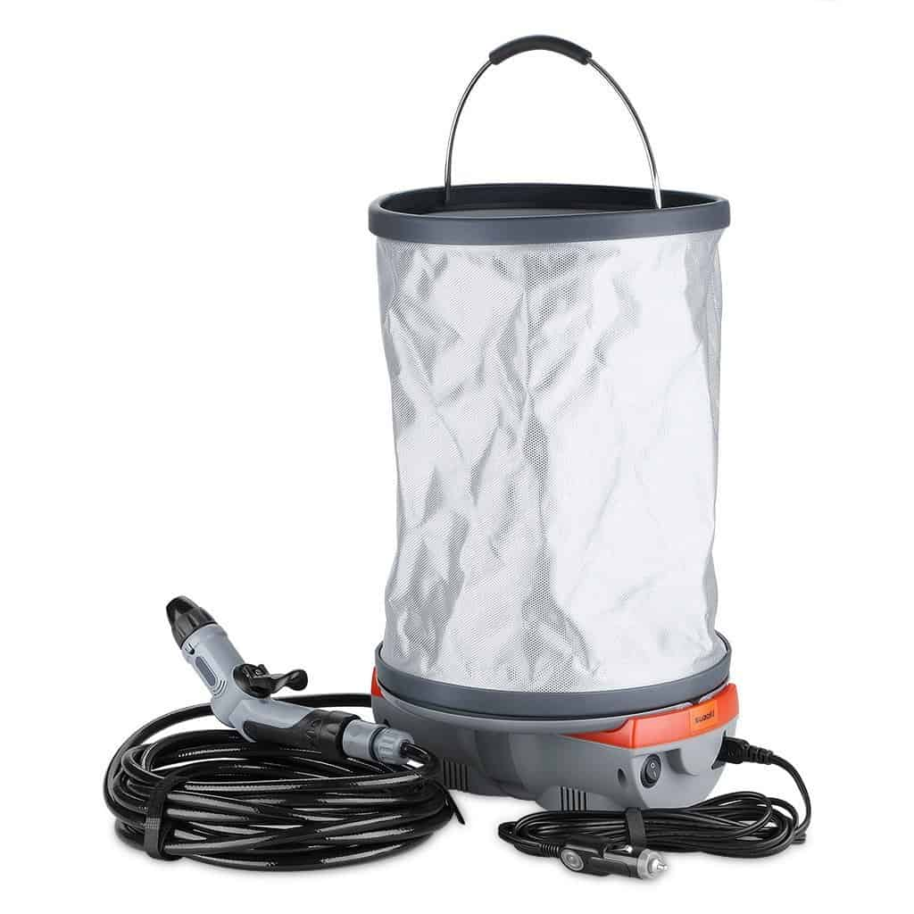 Suaoki Outdoor Portable Pressure Washer Review