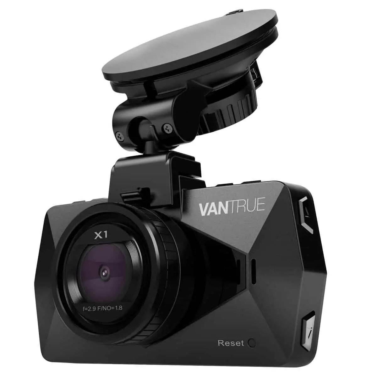 Vantrue X1 Car Dash Camera Review