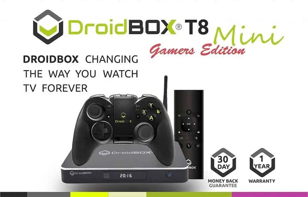 DroidBOX T8 Mini