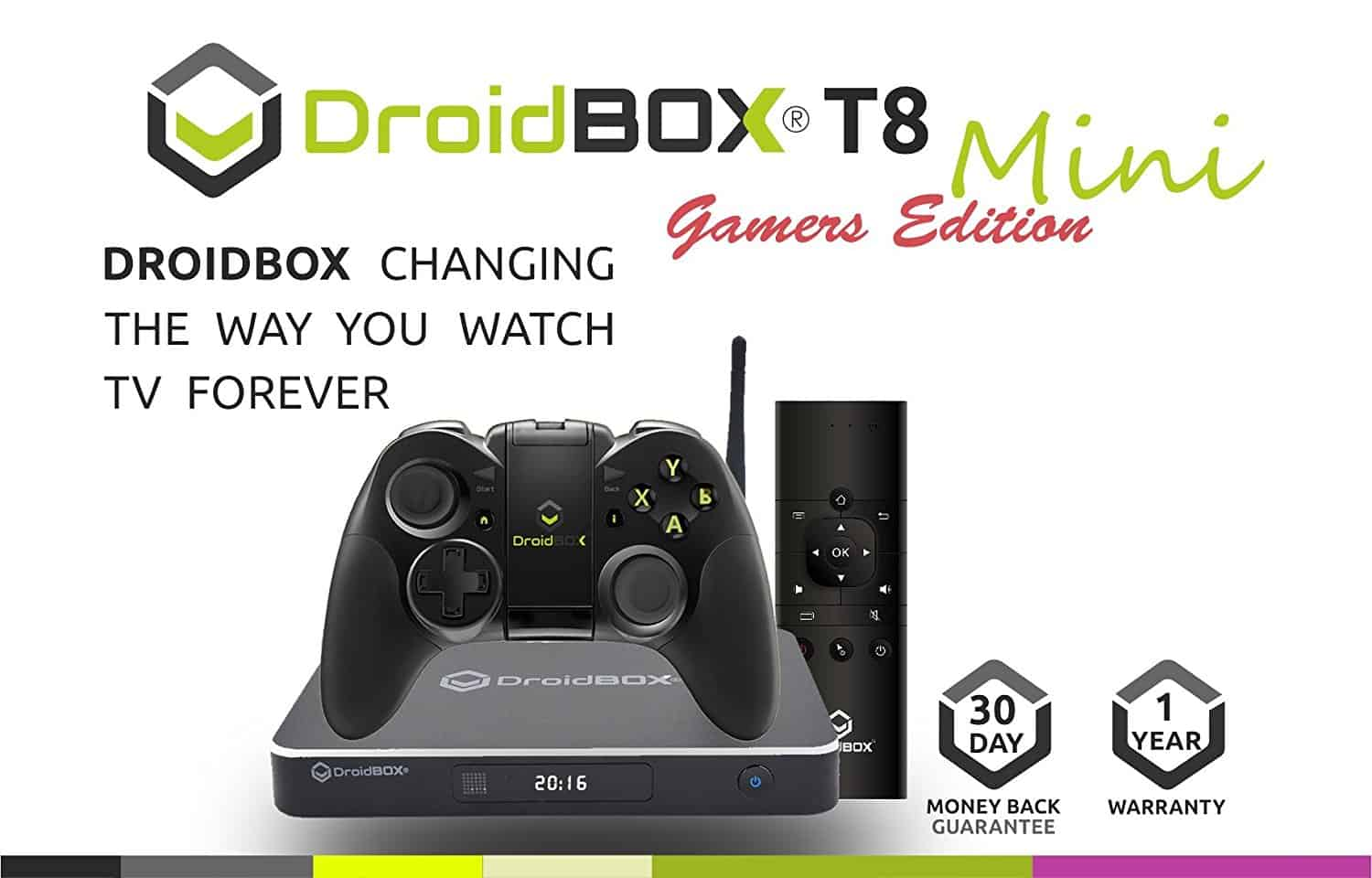 DroidBOX T8 Mini Android and LibreELEC Box Review