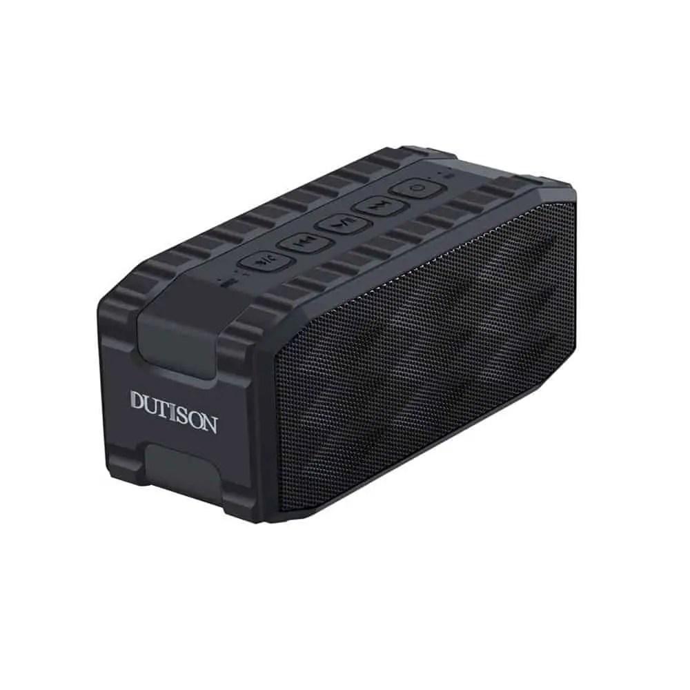 DUTISON TK100 IPX6 Bluetooth Speaker Review
