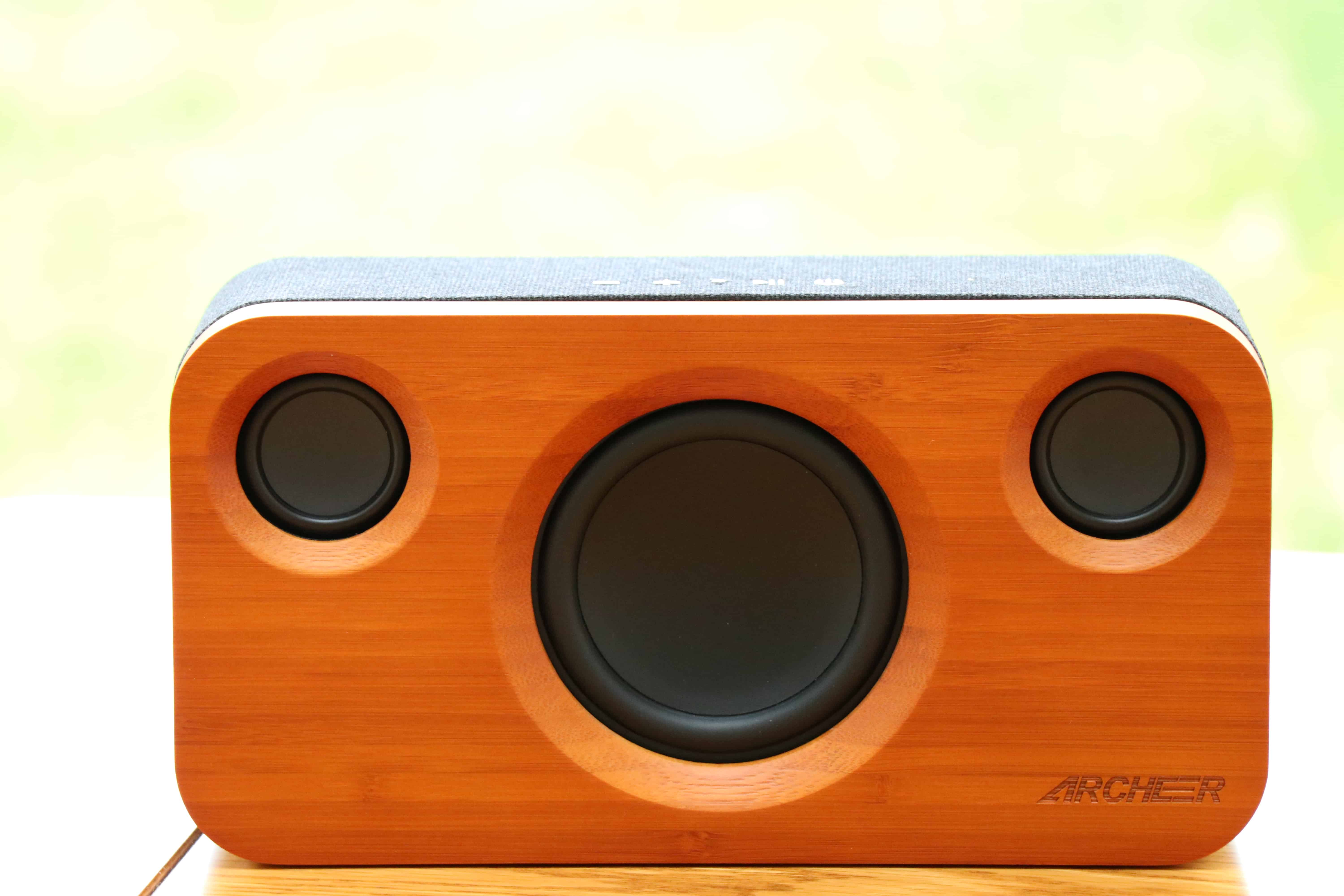 ARCHEER A320S Bluetooth Speaker Review