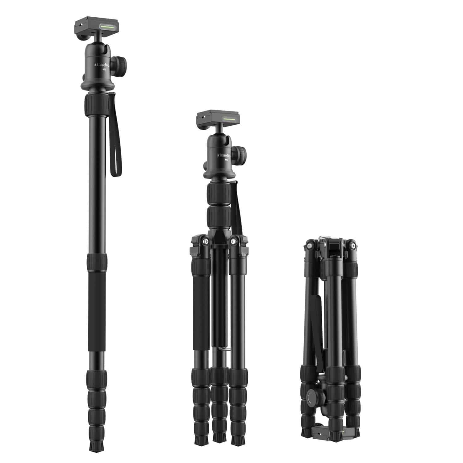 Sinnofoto M2522 Tripod Review