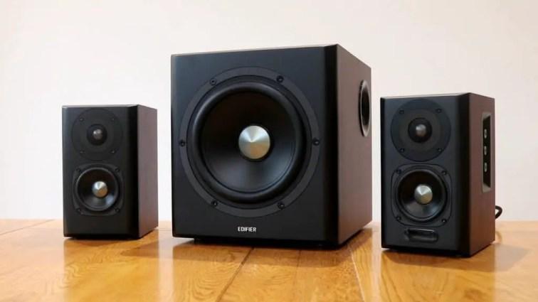 Edifier S350DB Speaker Set