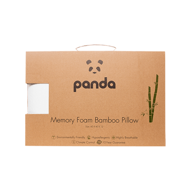Panda Pillow Review