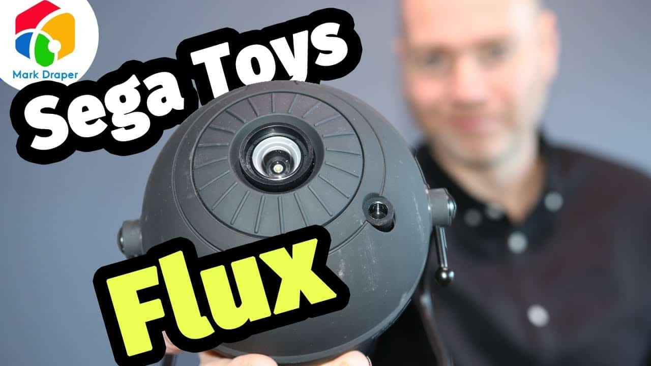 Sega Toys Homestar Flux Planetarium Review
