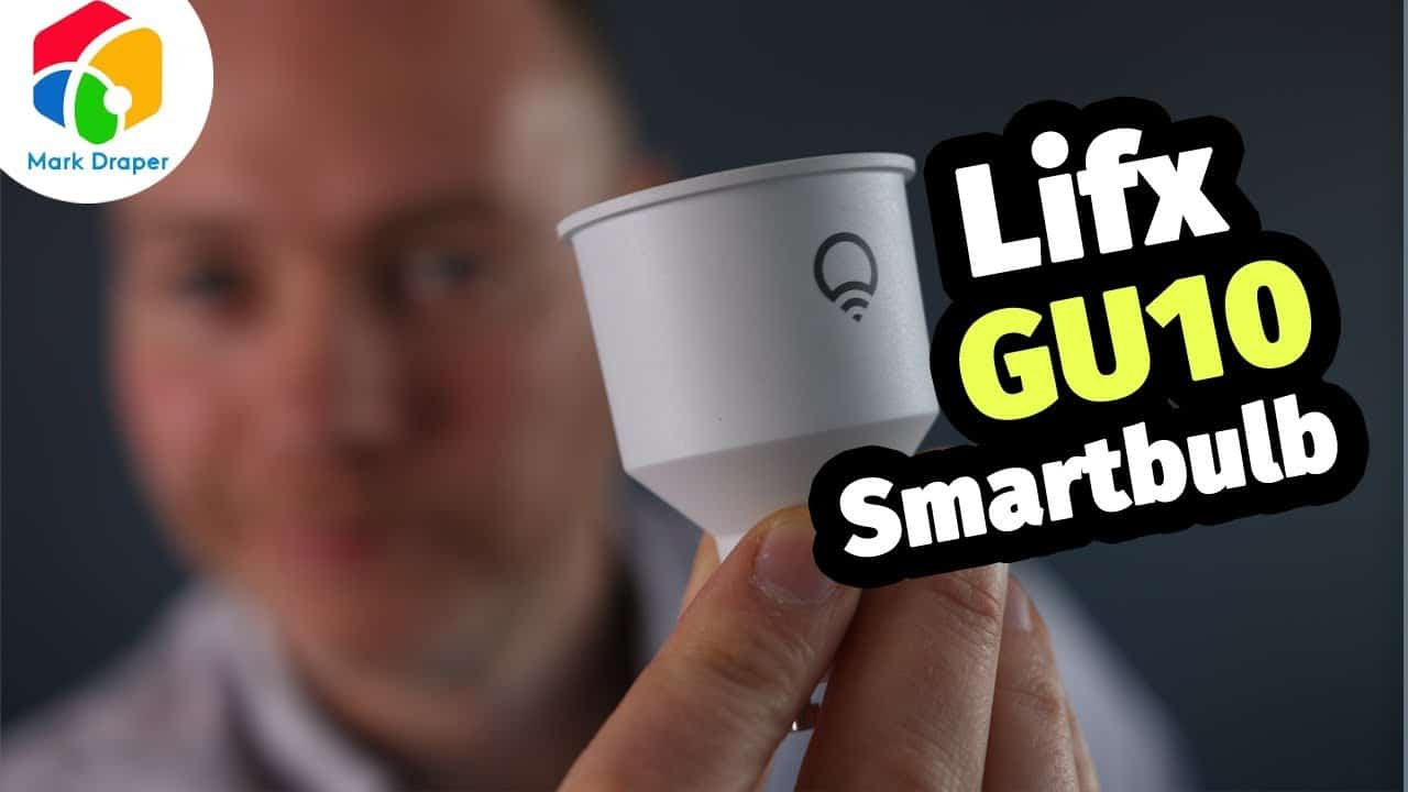 LIFX GU10 Smart Bulbs