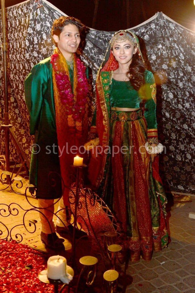 Annie Jaffery Wedding Pictures   Reviewitpk