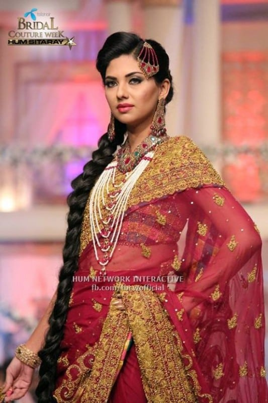 Celebrities at Telenor Bridal Couture Week 2015 Day3 - 13