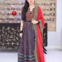 Sanam Baloch in beautiful dress