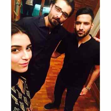 What Are Ahsan Khan And Zaid Ali Doing Together?