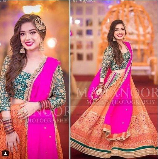 Sara Razi Khan Wedding Pictures New  Exclusive  Reviewitpk