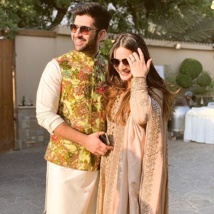 How Muneeb Butt Manages His Married Life 2