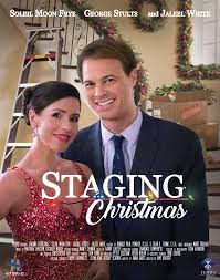 Staging Christmas Cast in Real Life 2020